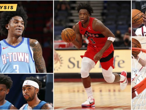 Breakouts on bad teams: Don't sleep on the development of these 5 players