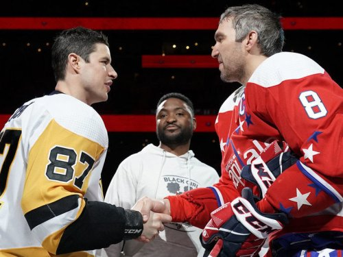 Crosby hoping Ovechkin reaches Gretzky's goal record: 'It would be awesome'