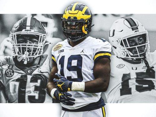 2021 NFL Draft prospect rankings: Edge