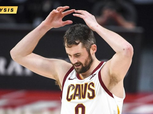 Kevin Love can still help a winning team, but he's running out of time