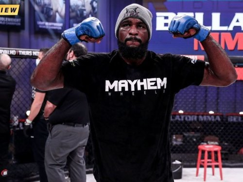 Corey Anderson doesn't miss UFC's 'politics,' says Bellator treats him better