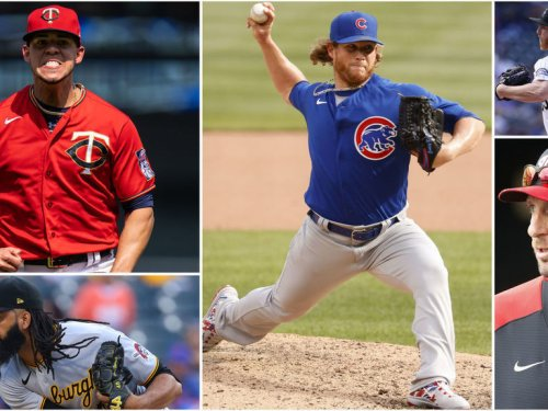 MLB's top 20 pitching trade candidates