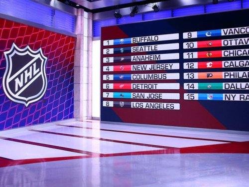 2021 NHL Draft Tracker: Round 1