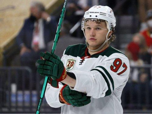 Wild ink Kaprizov to 5-year, $45M deal