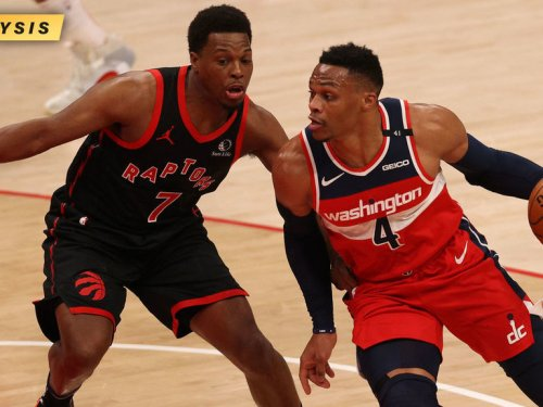 The Bulls, Raptors, and Wizards are contesting the saddest 'race' ever