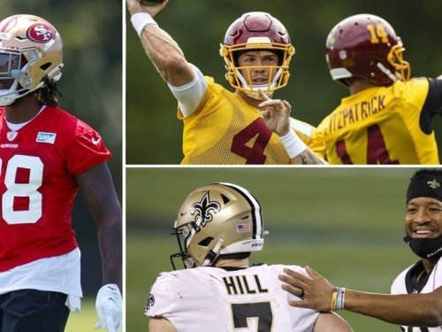 Every NFC team's most intriguing position battle in training camp