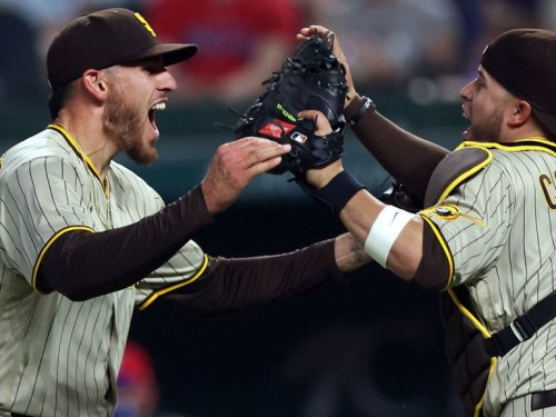 San Diego's Musgrove throws 1st no-hitter in Padres history