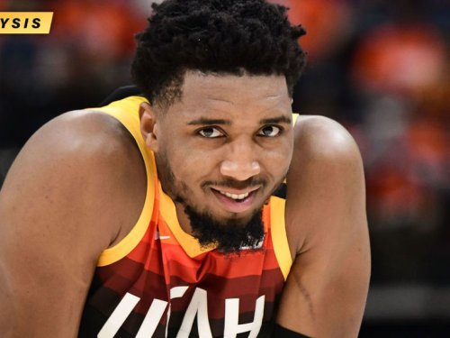 The Clippers escaped Luka Doncic only to run into a Donovan Mitchell buzzsaw