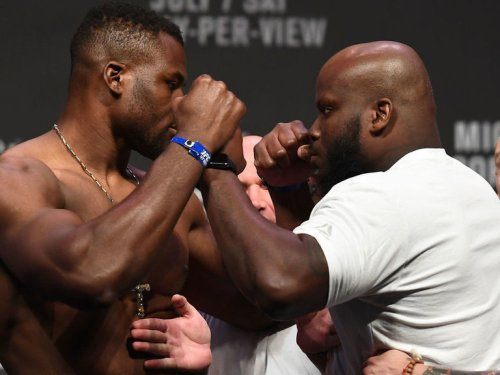 White: Ngannou will 'probably' fight Lewis next