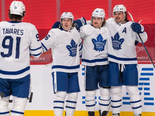 Dubas 'willing to bet everything' on Leafs core
