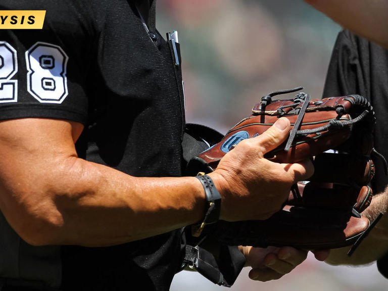 How pitchers are adjusting to baseball's sticky-stuff crackdown
