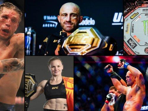 UFC 266 rundown: Put some respect on Volkanovski's name
