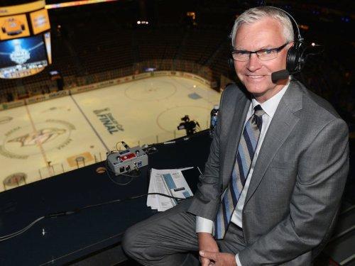 Longtime broadcaster Hughson retires