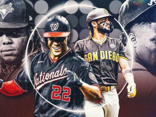 Ranking the top 25 MLB stars under 25