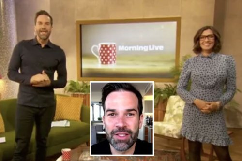 Gethin Jones pulls out of Morning Live after coronavirus surge in London
