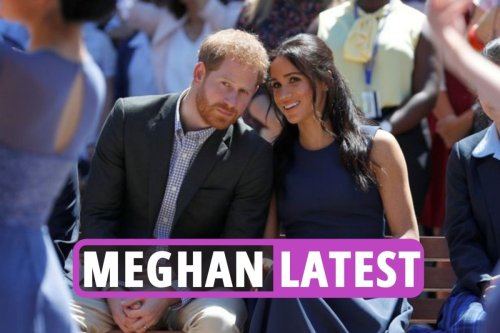 Prince Harry & Meghan desperate for Queen 'to meet Lilibet in the UK over Xmas'