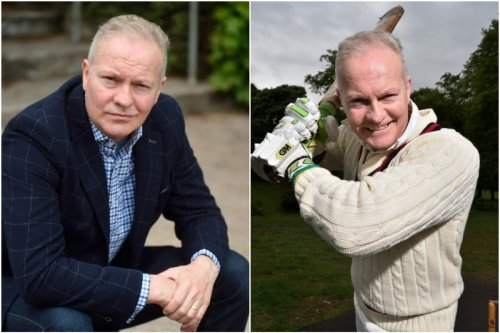 Trainspotting actor Simon Weir bowled over by Bollywood after cricket film role