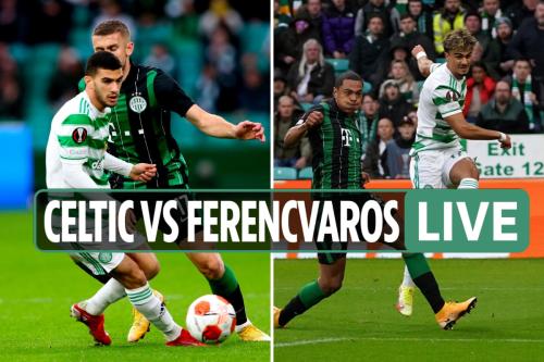 Celtic v Ferencvaros LIVE: Stream, TV channel, score and teams