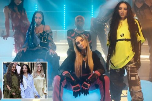 Little Mix reveal music bosses tried to make one of them the standout star