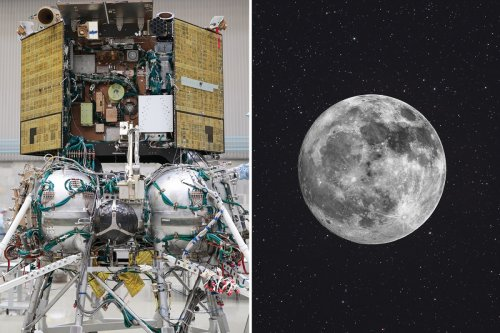 Russia takes on Nasa with return to the Moon in 2021 after 45-year absence