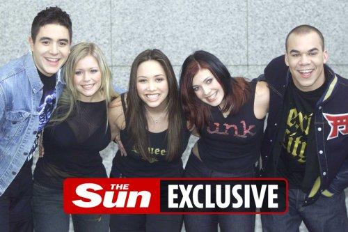 Hear'Say cancel plans for 20th anniversary reunion after Kym Marsh's family illness