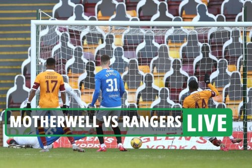 Motherwell vs Rangers: TV channel, live stream, kick-off time and team news