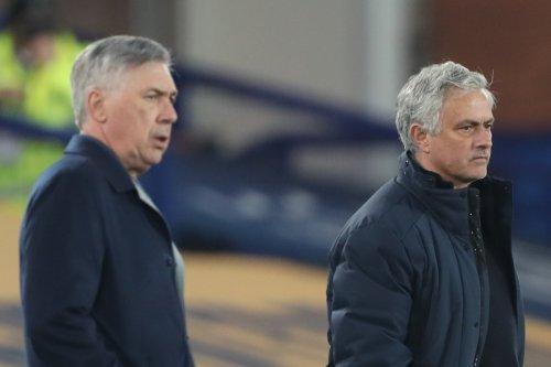Ancelotti sends message to Mourinho as bizarre relationship takes new twist