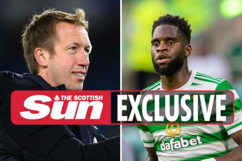 Celtic braced for bumper £20m bid as Brighton step up hunt for Odsonne Edouard