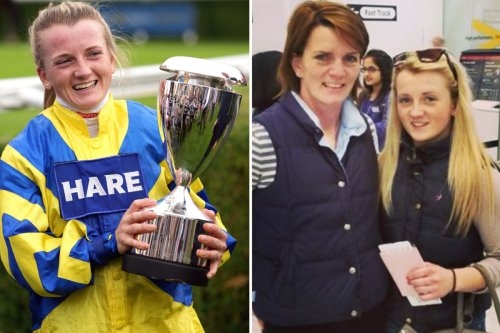 'I wanted mum to wake up and be happy' - Hollie Doyle's amazing courage to win on day her mother had breast cancer op