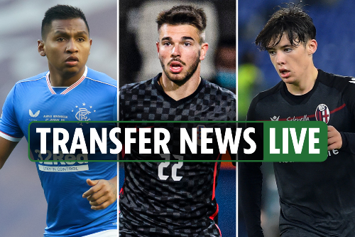 Rangers and Celtic transfer news live - plus Hibs, Hearts and the rest of SPFL