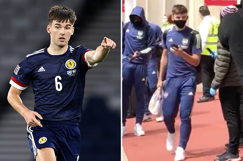 Ex-Celtic hero Tierney jokes his pals think he's changed since Arsenal move