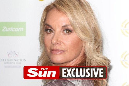 Never mind EastEnders it's time I stopped boozy benders, says Tamzin Outhwaite