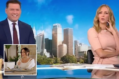 Straight-talking Aussie TV host says Meg has 'lost the plot' after bday vid
