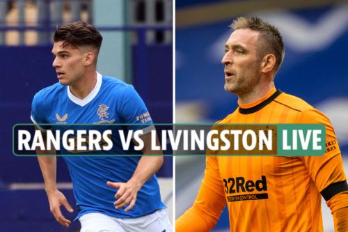 Rangers vs Livingston: TV channel, live stream, odds and team news for opener