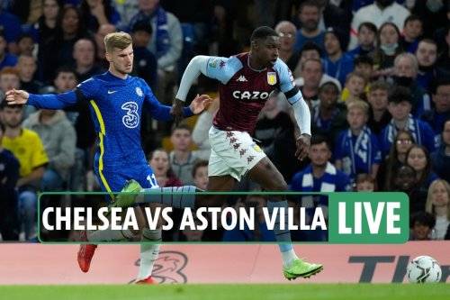 Is Chelsea vs Aston Villa on TV? Channel, team news and kick-off time