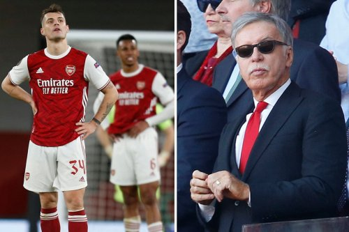 Arsenal aces 'in dark on ESL plans with Kroenke yet to communicate with players'