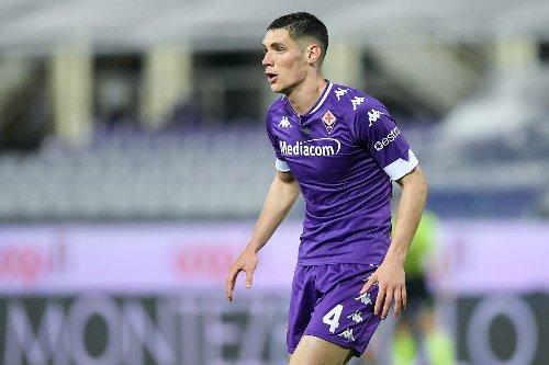 Man Utd face competition from West Ham for Fiorentina defender Nikola Milenkovic