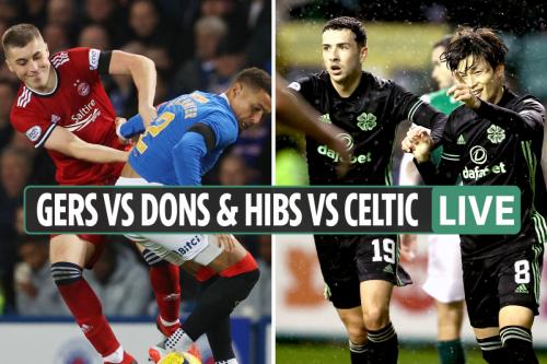 Rangers vs Aberdeen, Hibs vs Celtic Live Reaction