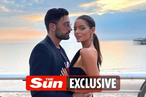 Strictly's Giovanni was secretly on dating app behind Maura Higgins' back