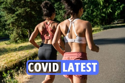 Exercise cuts covid death risk by a THIRD as India sees record 2k deaths in 24hrs