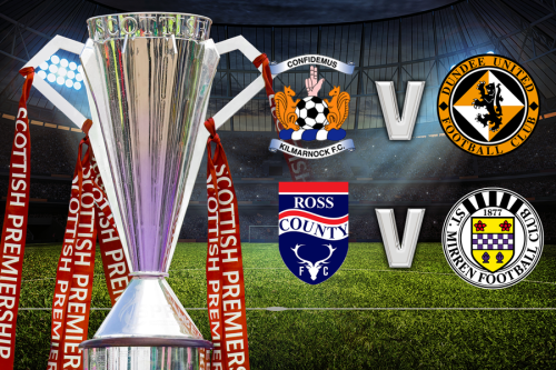 Latest updates from Kilmarnock vs Dundee United & Ross County vs St Mirren