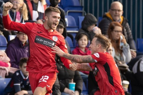Ross County now nine games without a win as Scott Tanser inspires St Mirren