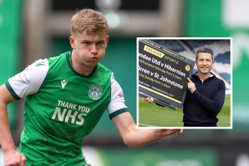 Hibs star Doig should emulate Tierney's career choices says Collins