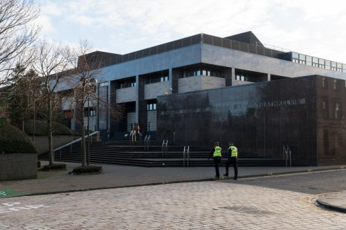 Lanarkshire man in court over alleged breach of Serious Crime Prevention Order