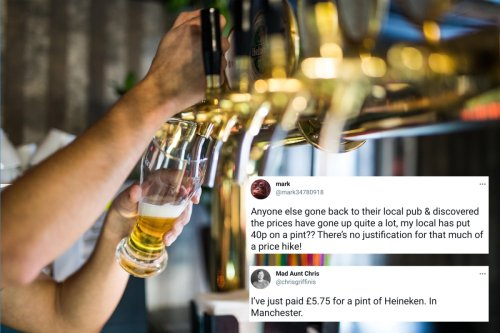 Pubs 'told to hike price by 40p a pint' as drinkers 'won't notice'