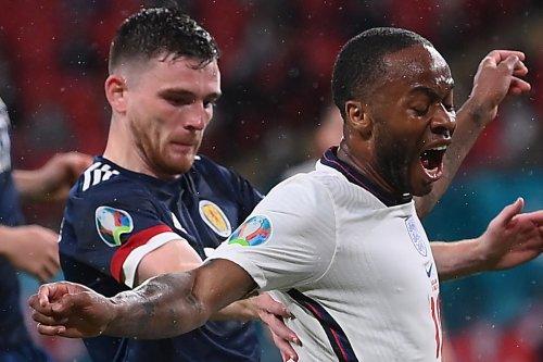 Raheem Sterling admits Scotland had England rattled at Wembley