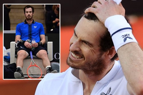 Injured Andy Murray OUT of French Open so Scot will begin Wimbledon prep early