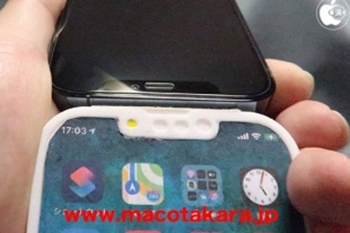 Rare iPhone 13 mock-ups reveal Apple's new top-secret design coming this year