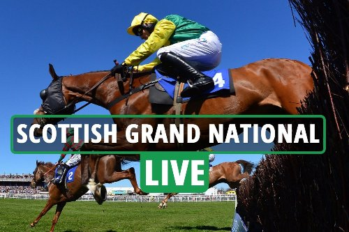 Scottish Grand National 2021 LIVE RESULTS: Runners, betting tips, schedule, start time for Ayr meeting - latest updates