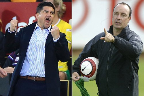 Watford boss Munoz hails Benitez & Ranieri with Hornets on brink of Prem return